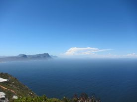 Cape Town reminds me of Sydney