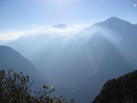 Choquequirao hike, Peru
