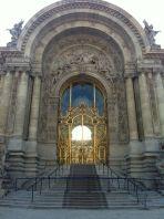The beautiful Petit Palais