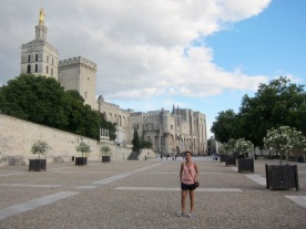 Exploring Avignon, France
