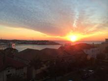 The perfect Bondi sunrise