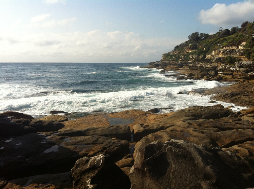 The Bondi to Coogee trail