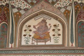 Ganesha Gate, Amer Fort