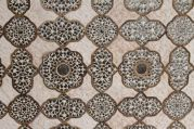 Ceiling of the Sheesh Mahal