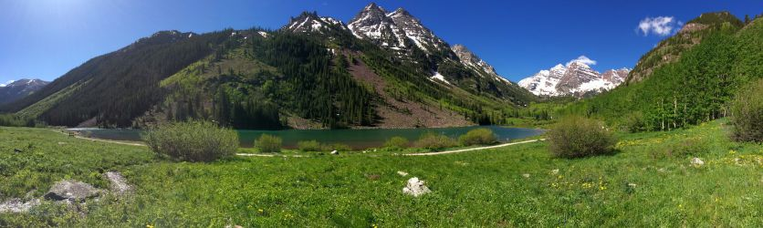 The deadly Maroon Bells