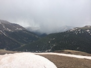 Storm Clouds over Independence Pass