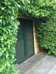 Love this leafy doorway