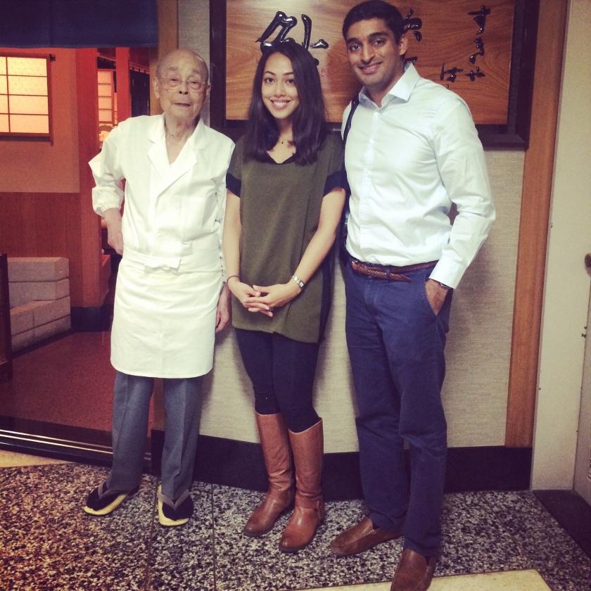 Us with Jiro San