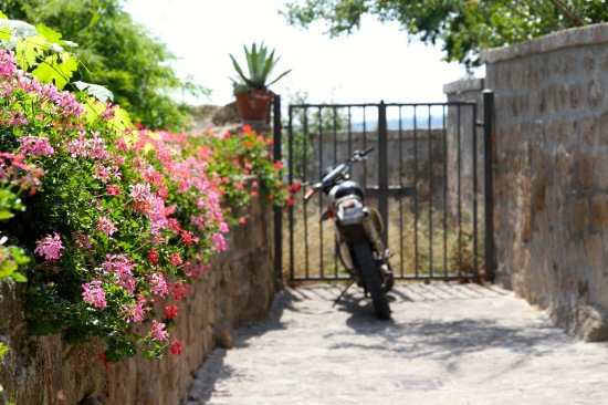 Bagnoregio: quintessential Italy